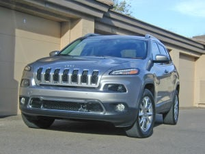 Jeep Cherokee returns to 40-year trail