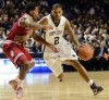 No. 5 Indiana rolls on road, beats Penn St 74-51