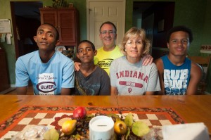 Ethiopian orphan finds home, running success in Morgan Township