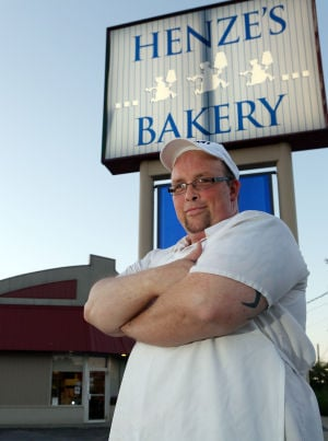 Baked in Family Tradition: Henze grandson back in bakery biz with purchase of Chuck's Bakery