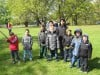 Scouts celebrate Earth Day with bird watching
