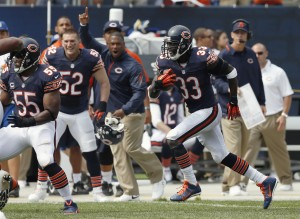 'A great win for the Chicago Bears'