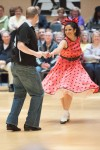 Local 'stars' dance for charity