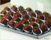 Strawberry Elegance Platter