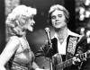 Tammy Wynette and George Jones