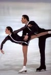 Ekaterina Gordeeva and Sergei Grinkov