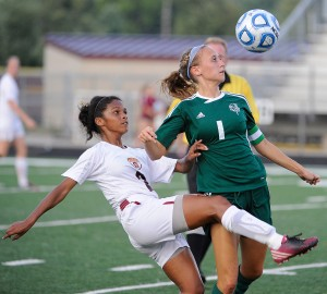 Reineke leads Valpo girls soccer team on, off the field