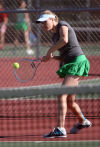 Valpo wins third girls tennis sectional title in four years