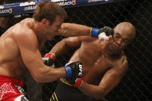 Anderson Silva stops Stephan Bonnar with first-round TKO at UFC 153