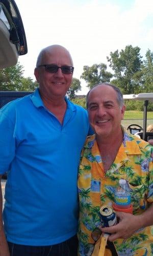 AL HAMNIK: Men of Leisure bring their golf game home once again