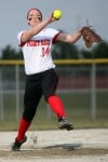 Portage's Kiley Jones is 4-2 overall with a 1.11 ERA.