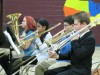 Band performs at Westchester Intermediate School