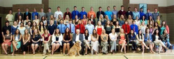 Dye foundation awards scholarships for Laporte county state of emergency