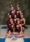 Munster dancers take first at state