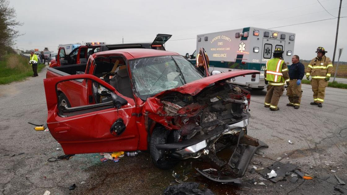Udpate 80 year old man died after crash in laporte for Laporte county news