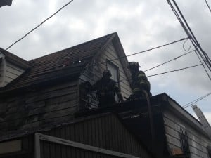 Fire displaces East Chicago family of six