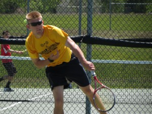 Marian Catholic boys tennis team looking to make a run