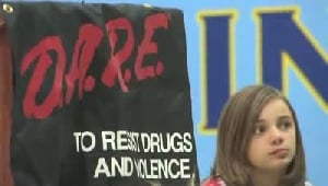 Crown Point D.A.R.E. program celebrates 20th year
