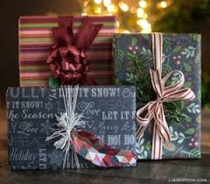 Free Gift Wrapping Week