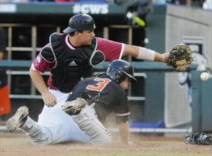 Oregon State knocks Indiana out of CWS with 1-0 win