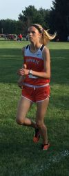 Kailee Schoof, LaPorte cross country