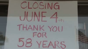 Hobart restaurant closing after 58 years