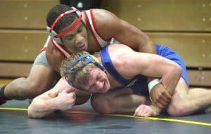 T.F. South's Joe Young makes wrestling sectionals after a year-long hiatus
