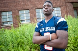 E.C. Central's Carter will not play football at NIU, school spokesman says