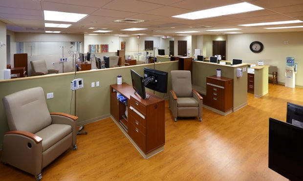 Porter Regional Hospital's Outpatient Infusion Therapy ...
