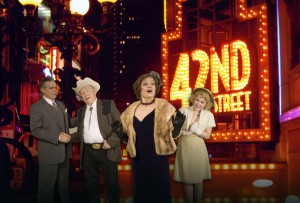 Toe-Tapping Good Time: Theatre at the Center's '42nd Street' promises lavish musical staging