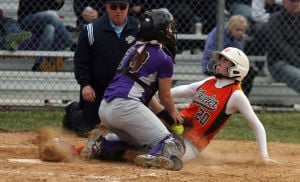 Wheeler's Finch strikes out 13 in softball win over Hobart