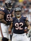 Stephen Paea, Lance Briggs