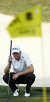 Steele, Dufner tied for the PGA Championship lead
