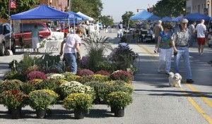 Summertime bounty: A guide to the region's farmers markets