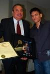 E.C. hails mixed martial arts star