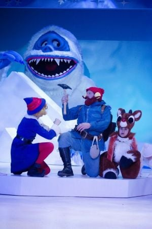 Reindeer Games: Stage adaption of 'Rudolph the Red-nosed Reindeer' now a family stage musical