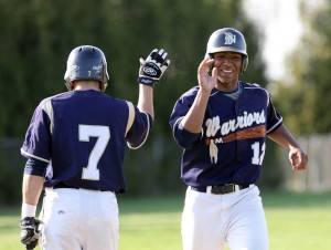Everyone hits for Noll in GSSC baseball win over Wheeler