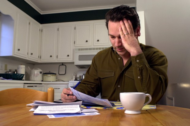 Bankruptcy can relieve debt stress