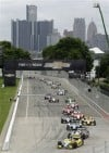 Pagenaud wins crash-filled Detroit Grand Prix