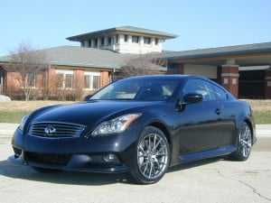 G37 IPL brightens autumn touring