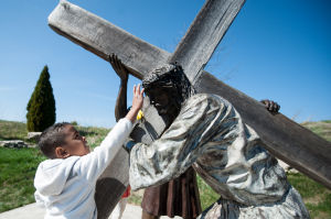 'The footsteps of Jesus' - Stations of the Cross held throughout region