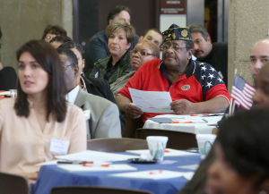 Veterans gather for entrepreneurial boot camp
