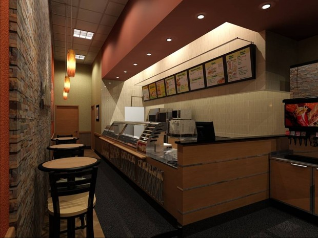 New decor premieres in nwi subway restaurants