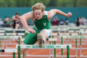 Valpo captures own relay 