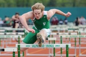Valpo captures own relay