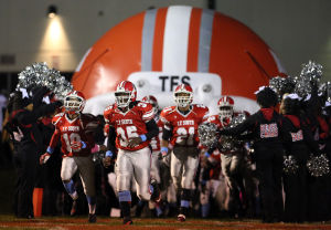 Gallery: T.F. North at T.F. South football