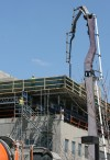 Work continues on the expansion of Munster Community Hospital.