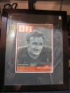 Tom Harmon graces the cover of Life magazine