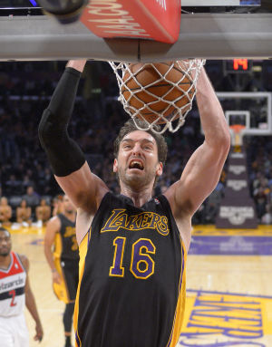 Pau Gasol tweets he's joining Bulls