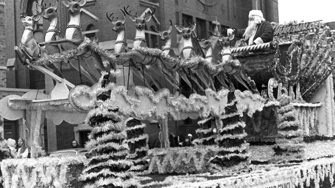 Throwback thursday gallery 1970 hammond christmas parade for Laporte parade 2016